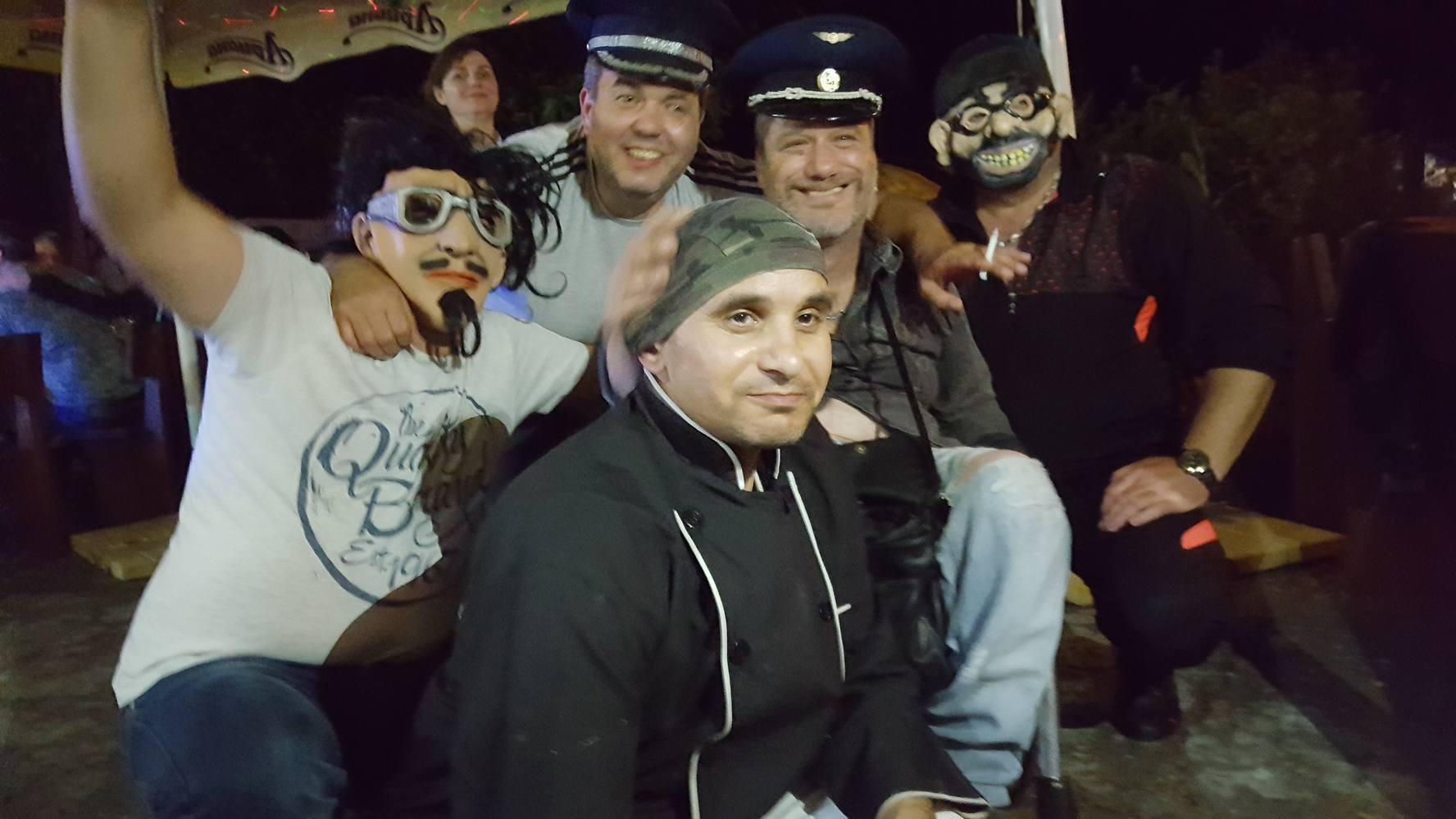 Парти откриване на сезона на CHICHO TONI