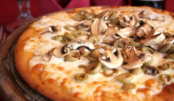 Пица ФУНГИ