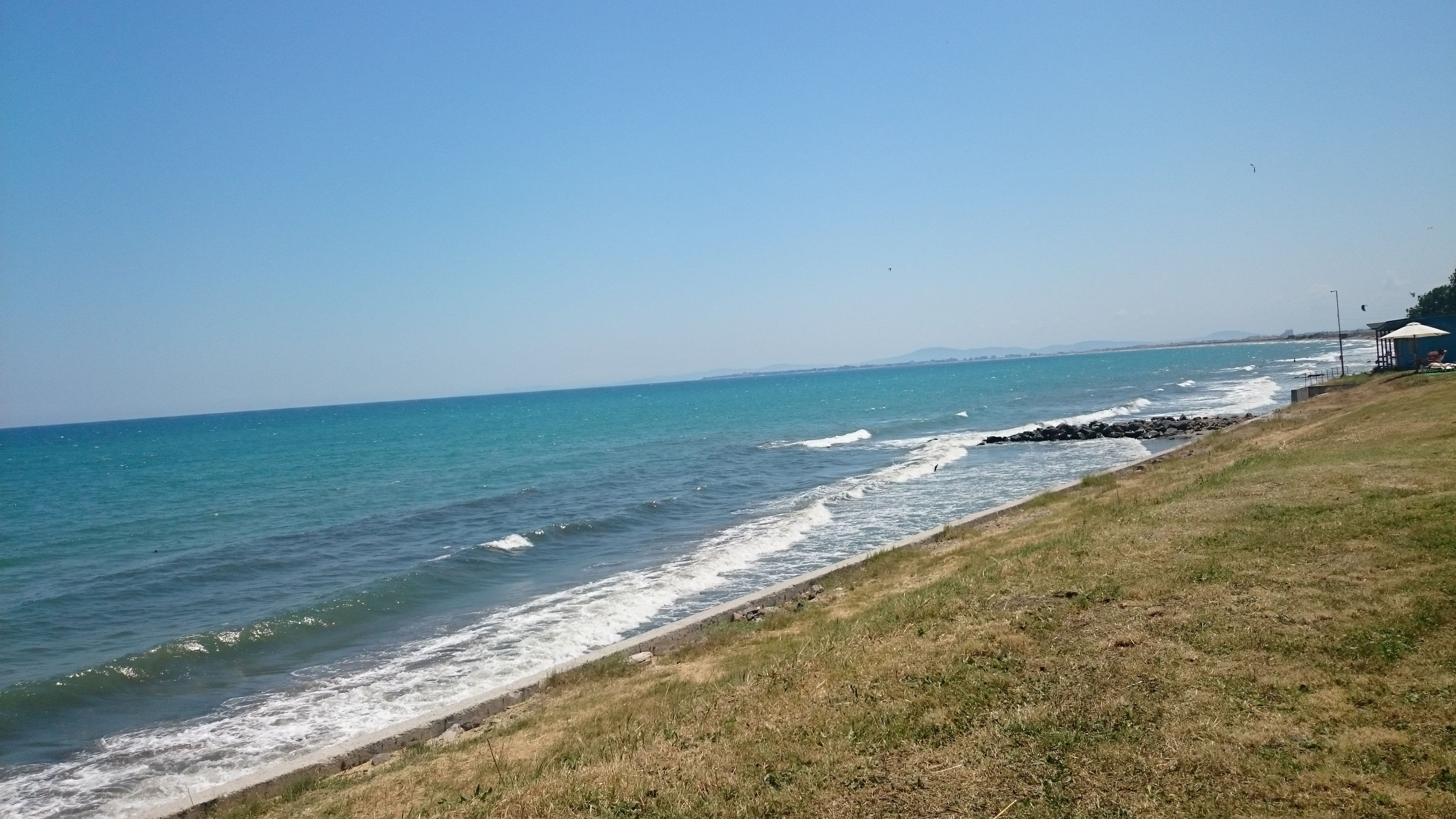 Къмпинг Ахелой Лозана плажа